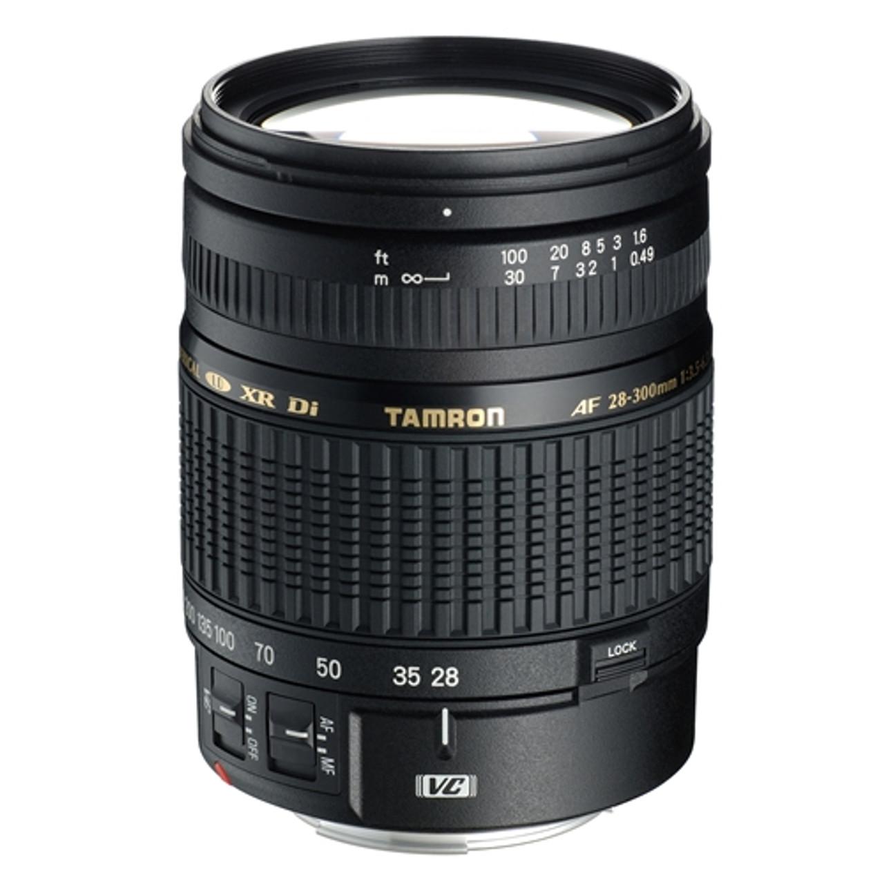 TAMRON  28-300MM F3.5-6.3  DI VC PZD (NIKON)