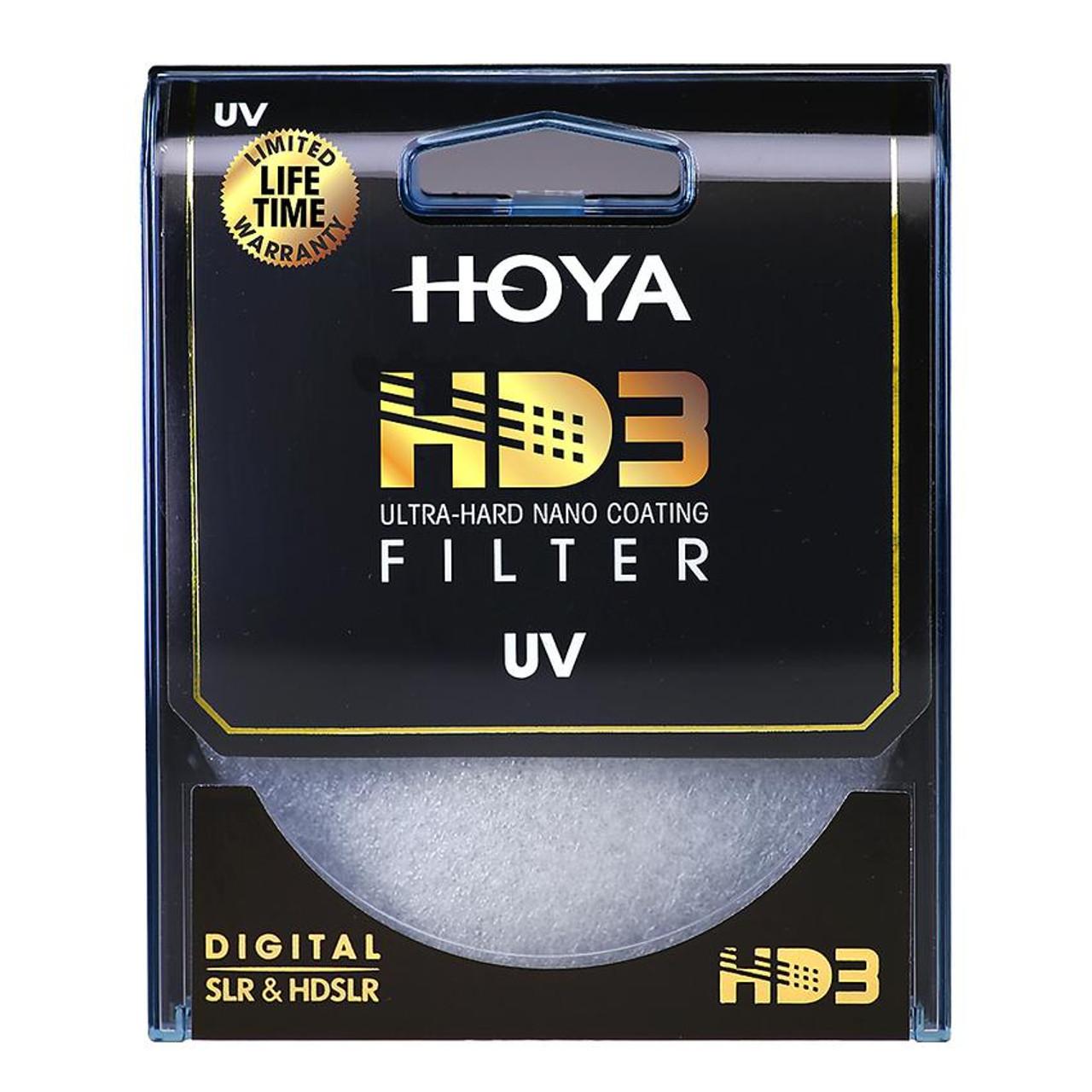 HOYA HD3 UV/PROTECTOR FILTERS