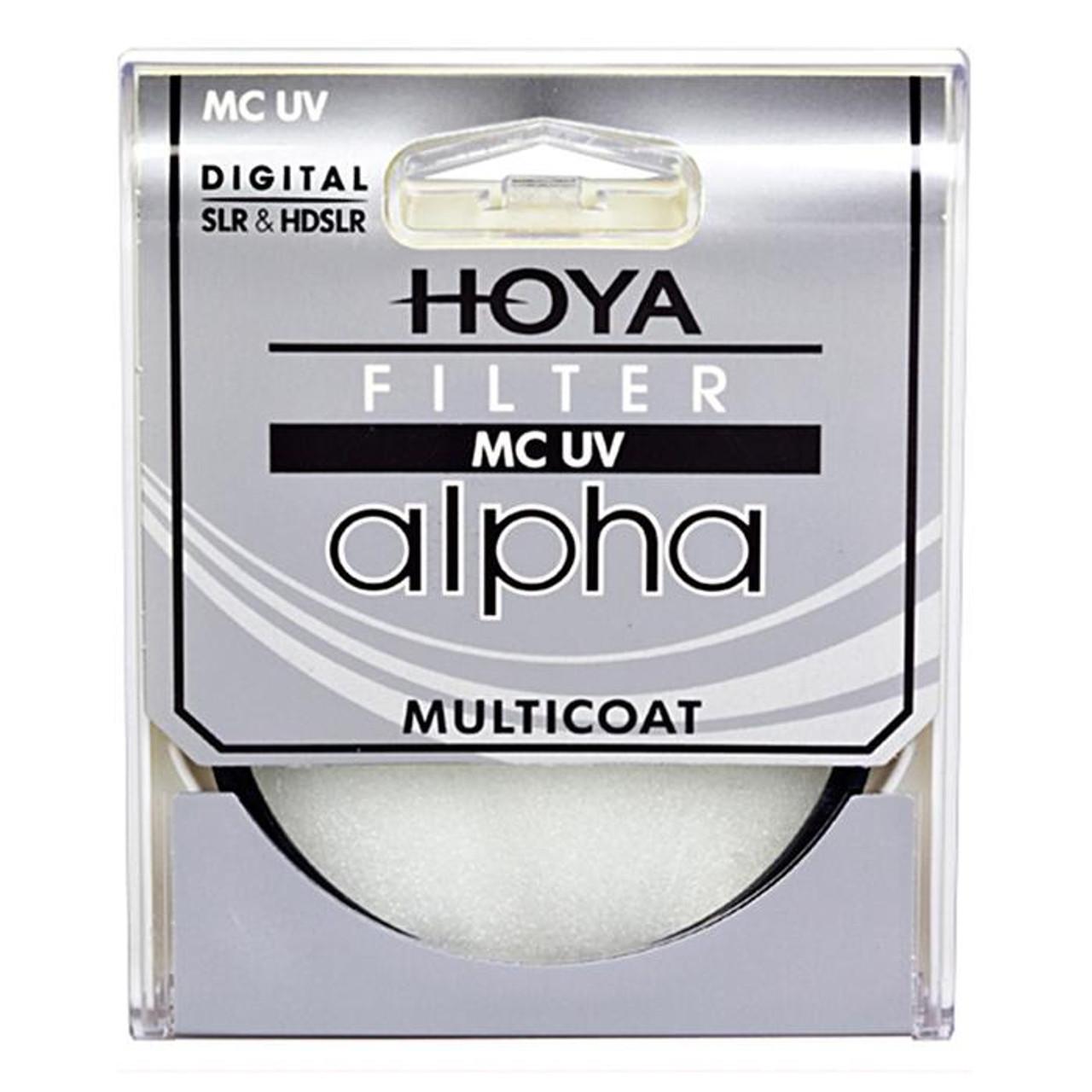 HOYA ALPHA UV/PROTECTOR FILTERS
