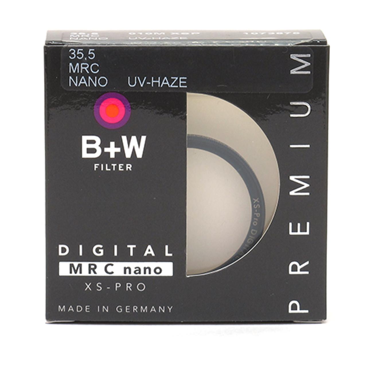 B+W XS-PRO UV HAZE MRC-NANO