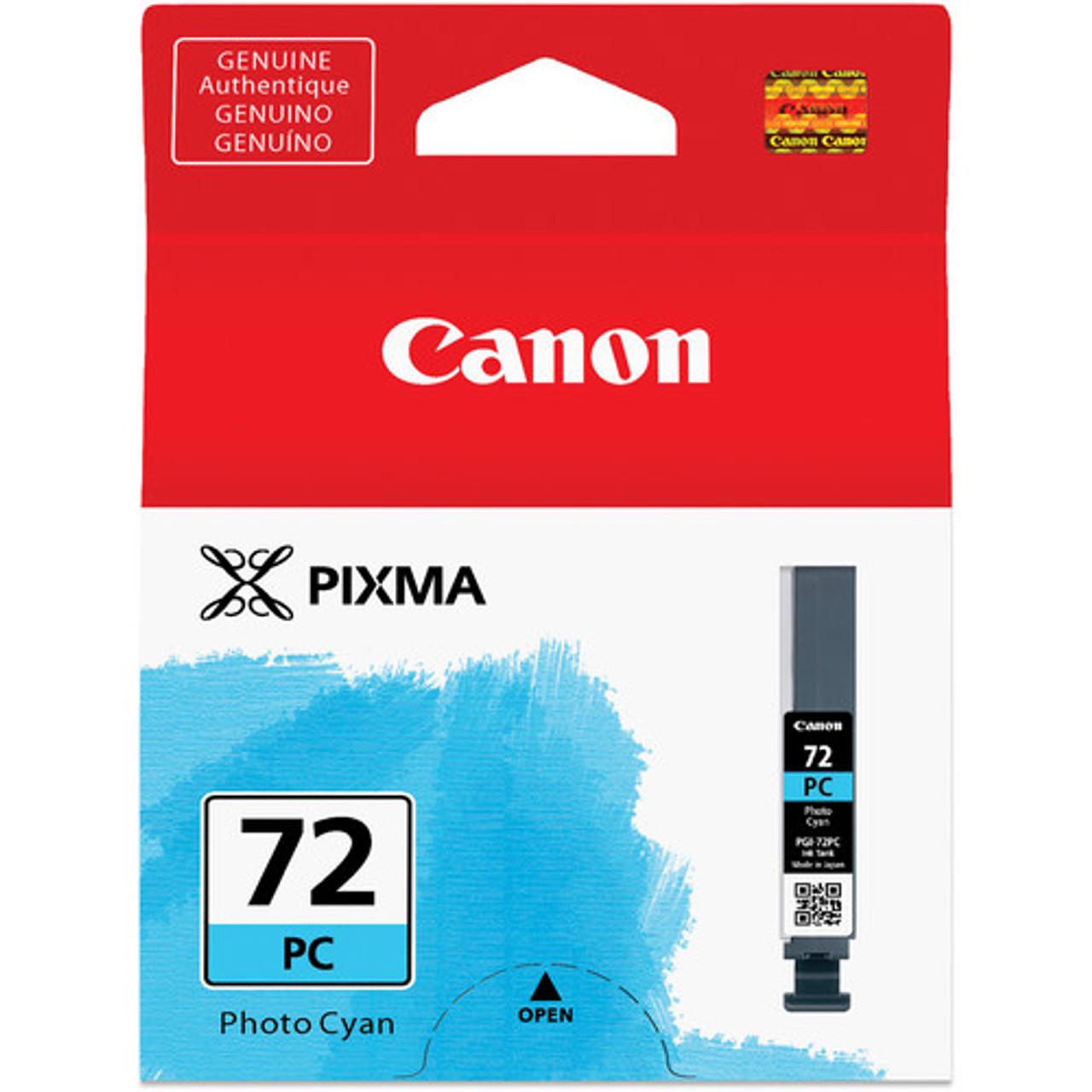 CANON PGI- 72 INK TANKS