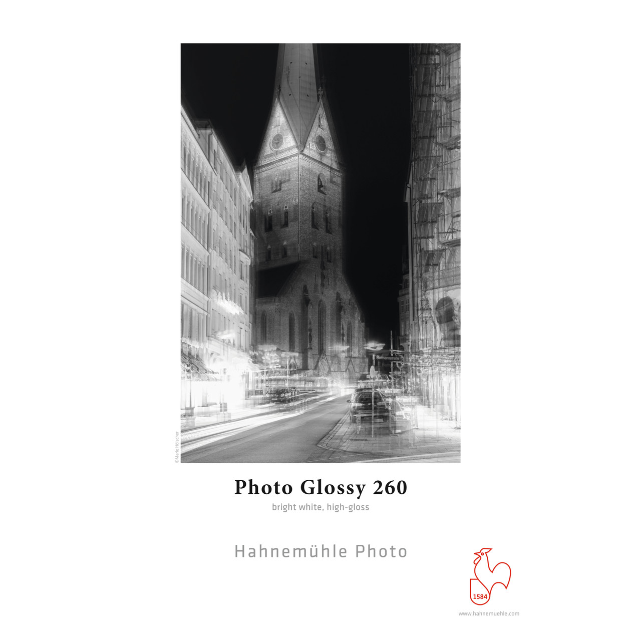 HAHNEMÜHLE PHOTO GLOSSY PAPER (25 SHEETS)