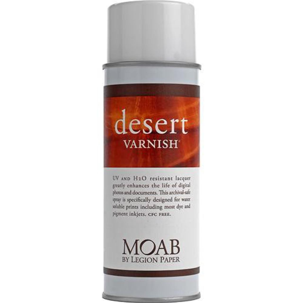 MOAB DESERT VARNISH SPRAY