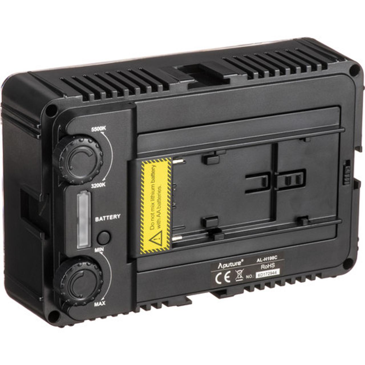 APUTURE H198C LED LIGHT