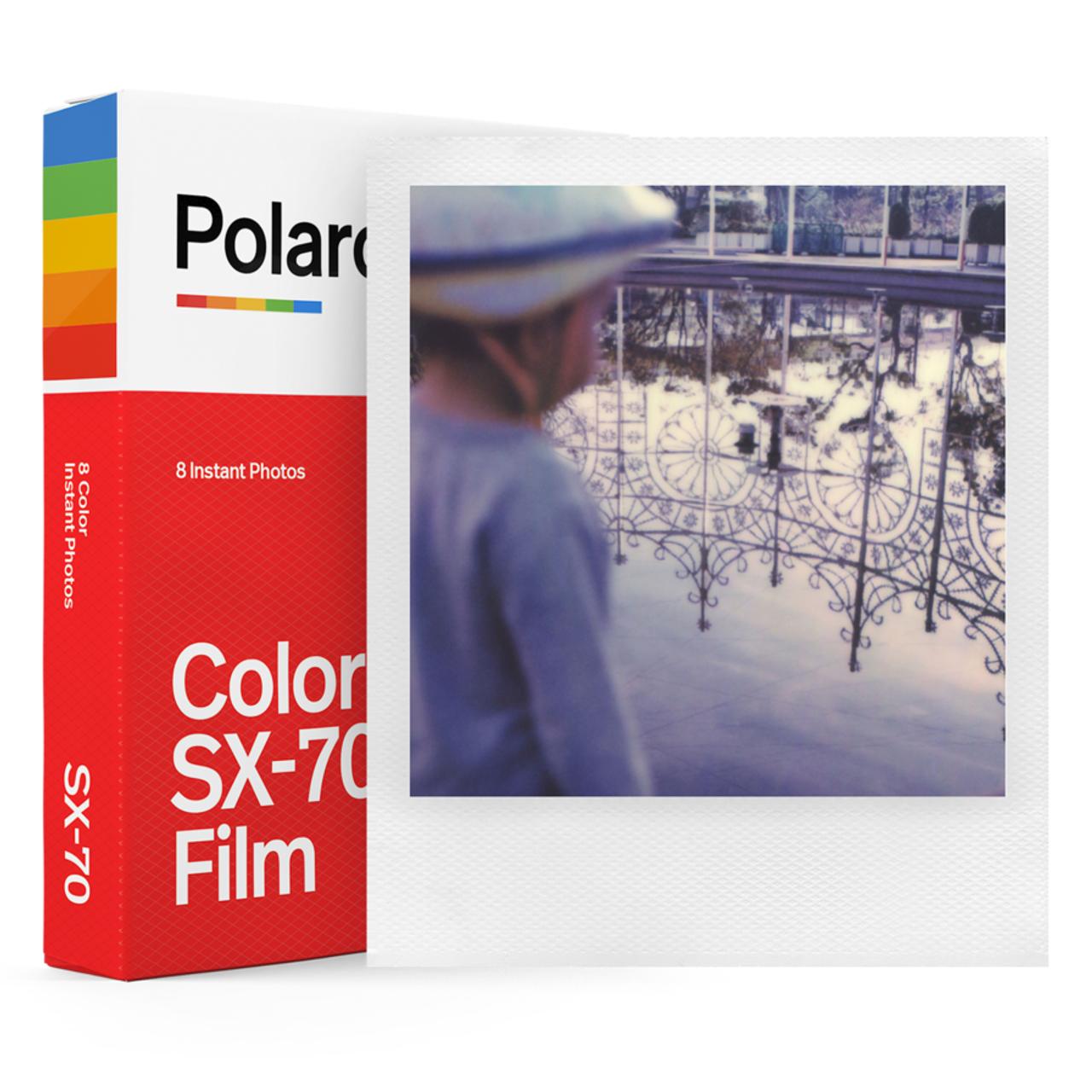 POLAROID SX-70 FILM