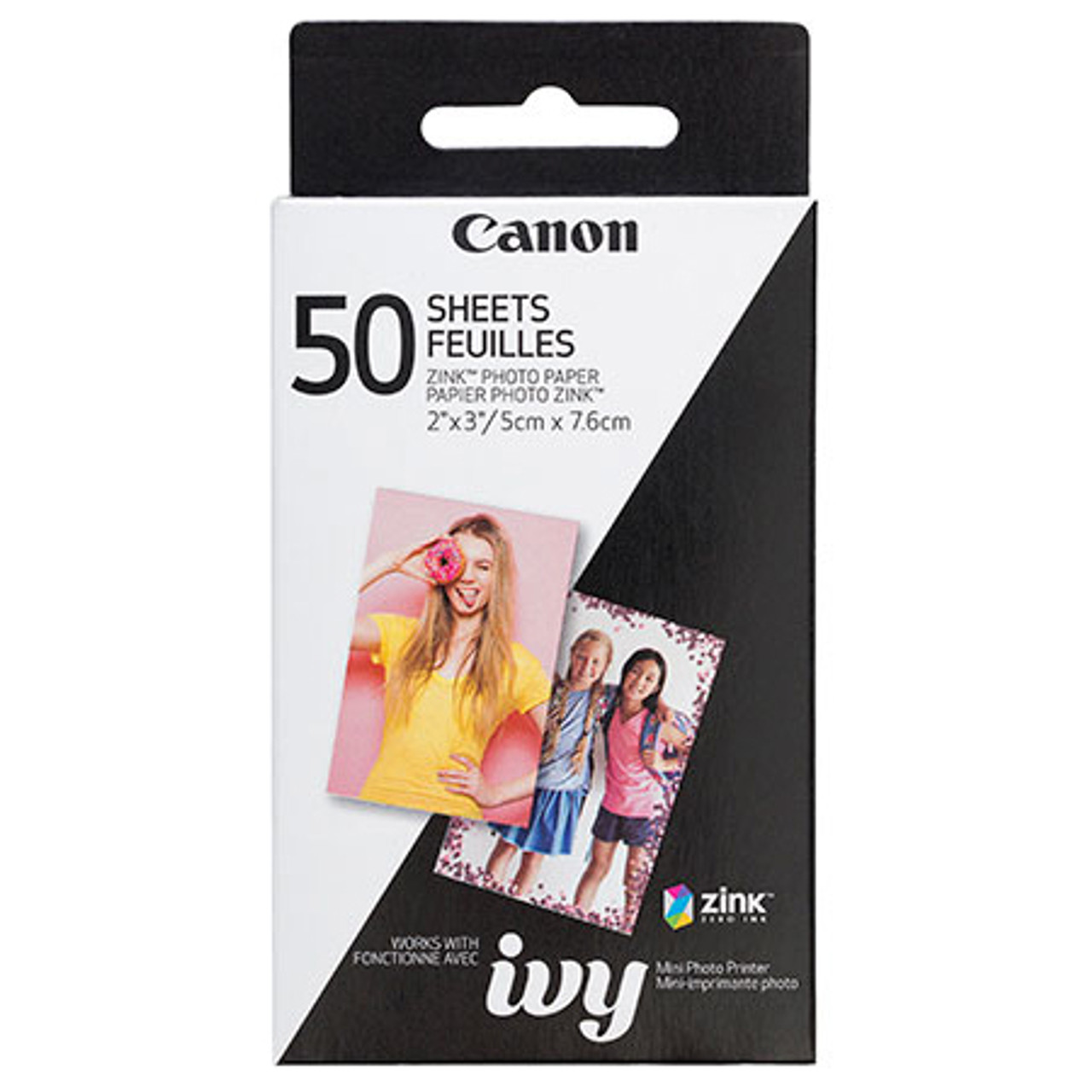 CANON ZINK ZP-2030 PHOTO PAPER PACK (50 SHEETS)