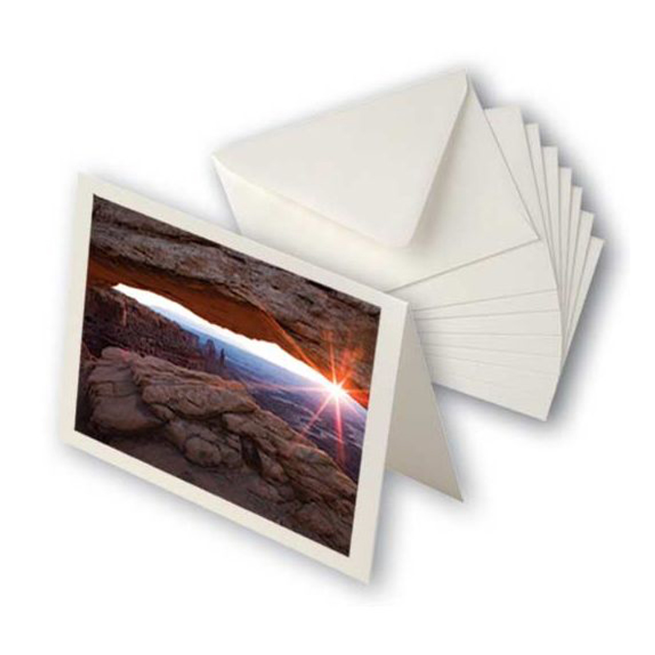 MOAB ENTRADALOPES 190 CARD/ENVELOPE - NATURAL