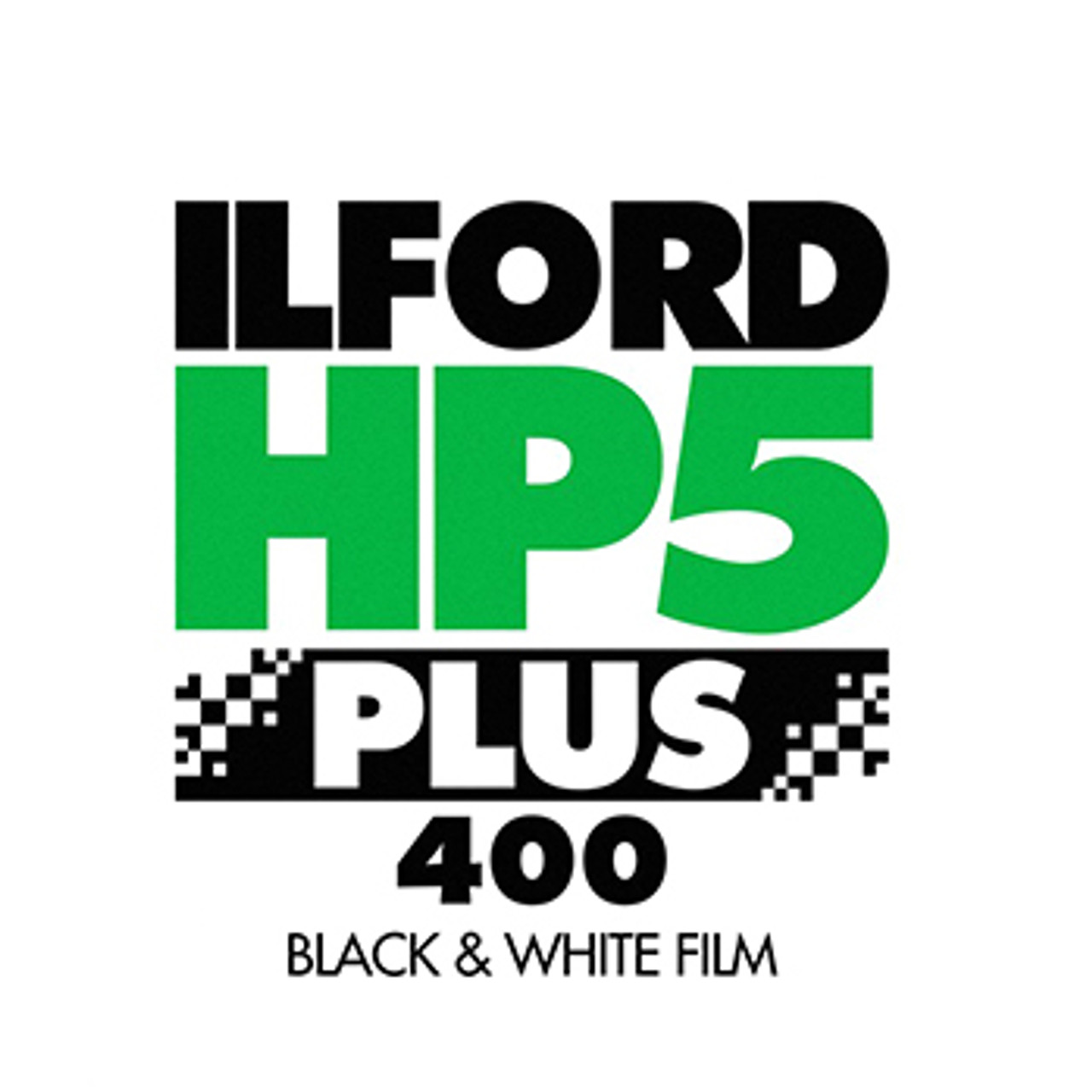 ILFORD HP5 35MM BLACK & WHITE FILM 100' ROLL