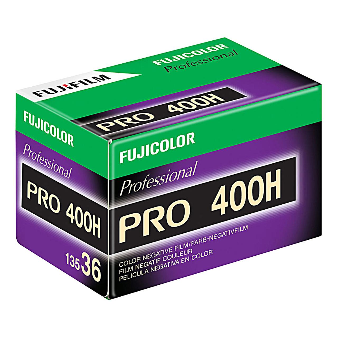 FUJICOLOR PRO 400H 135MM COLOR PRINT FILM (36EXP)