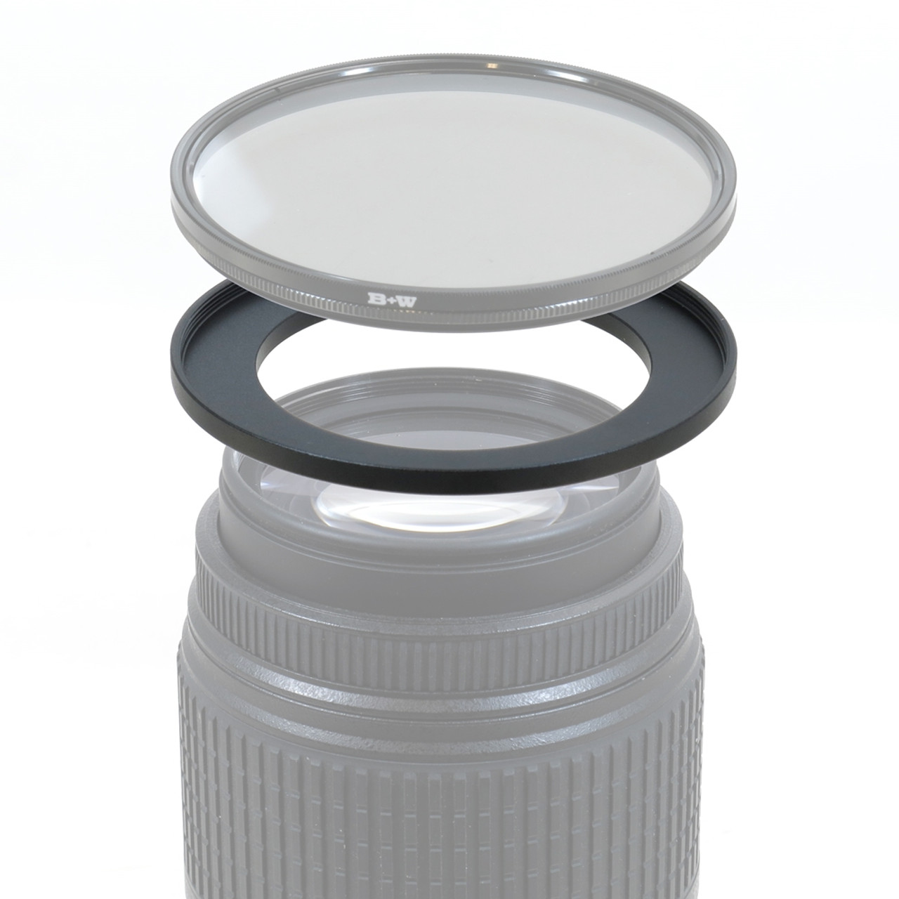 FILTER STEP-UP ADAPTER RINGS