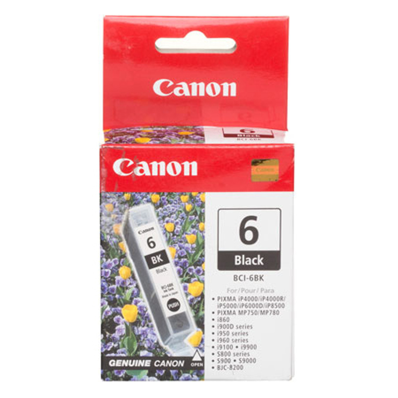 CANON BCI-6 INK TANKS