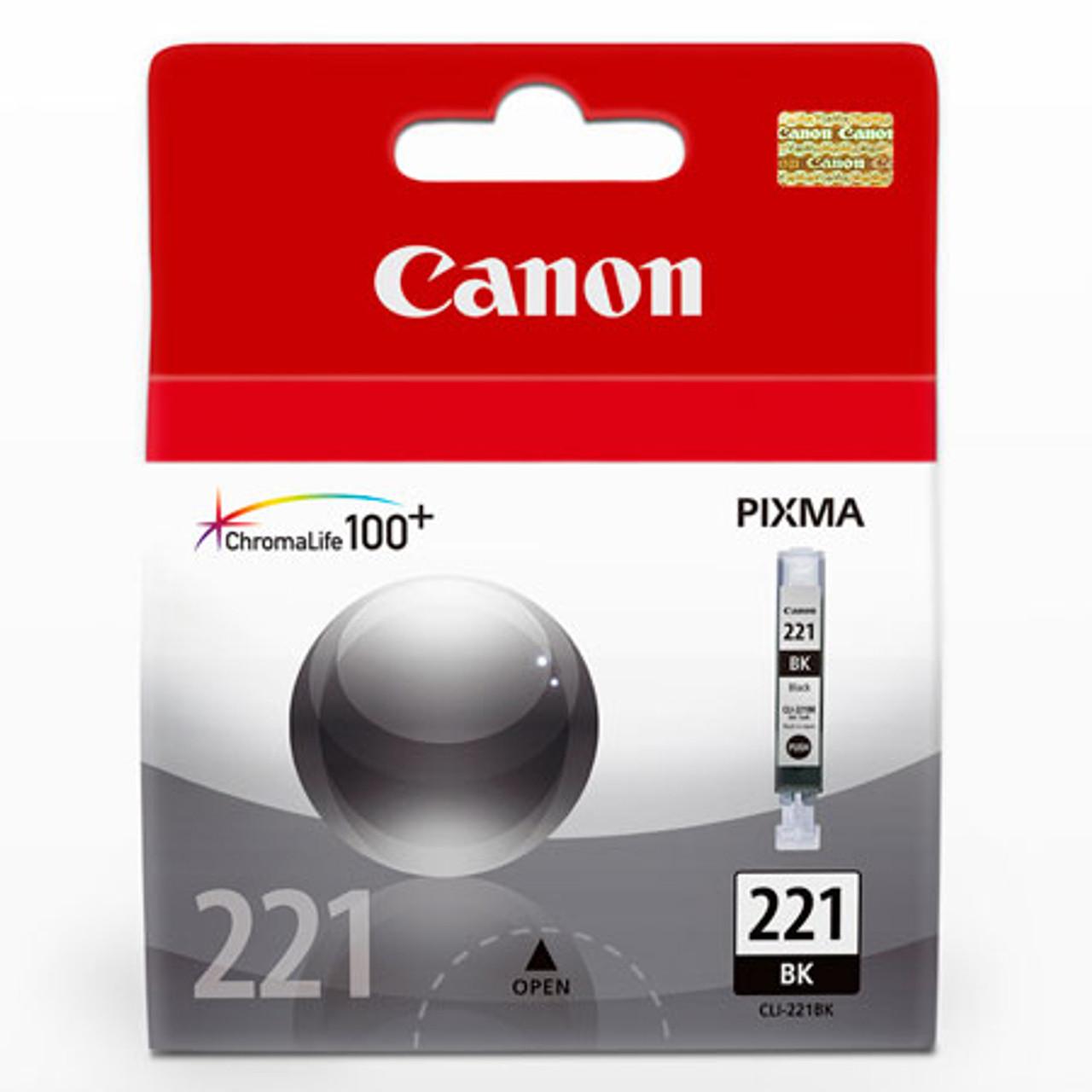 CANON CLI-221 INK TANKS