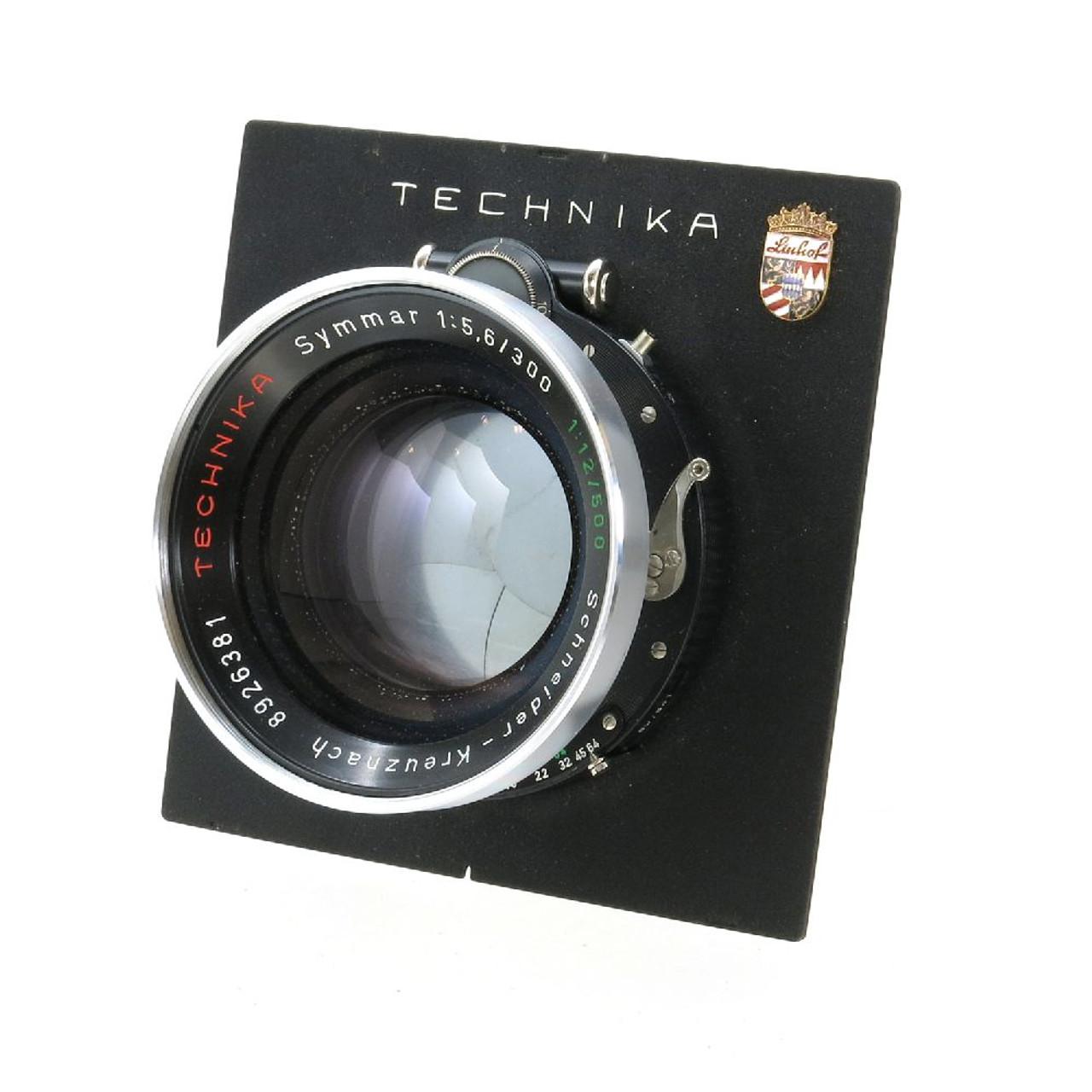 USED SCHNEIDER 300 F5.6/500F12