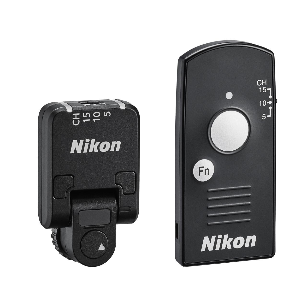 NIKON WR-R11A/WR-T10 REMOTE CONTROL SET