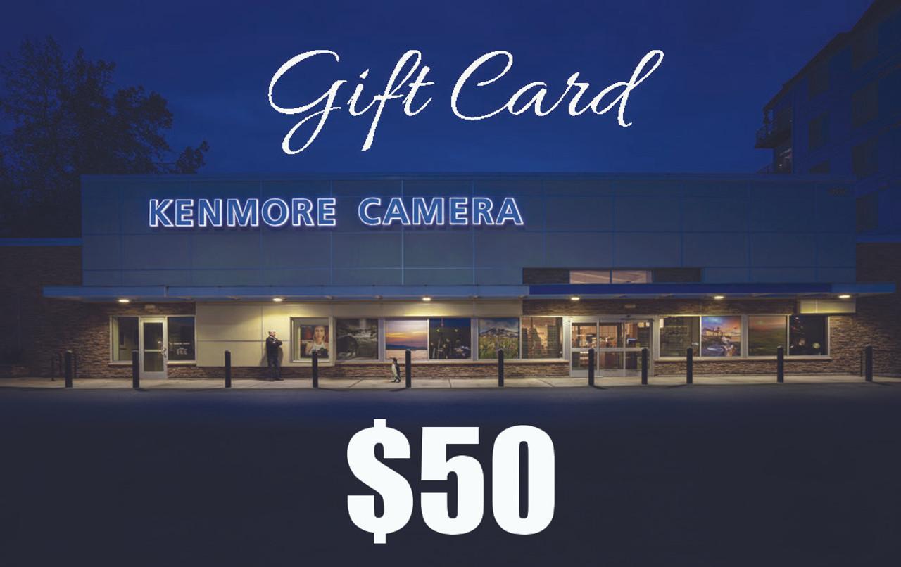 eGift Card - $  50