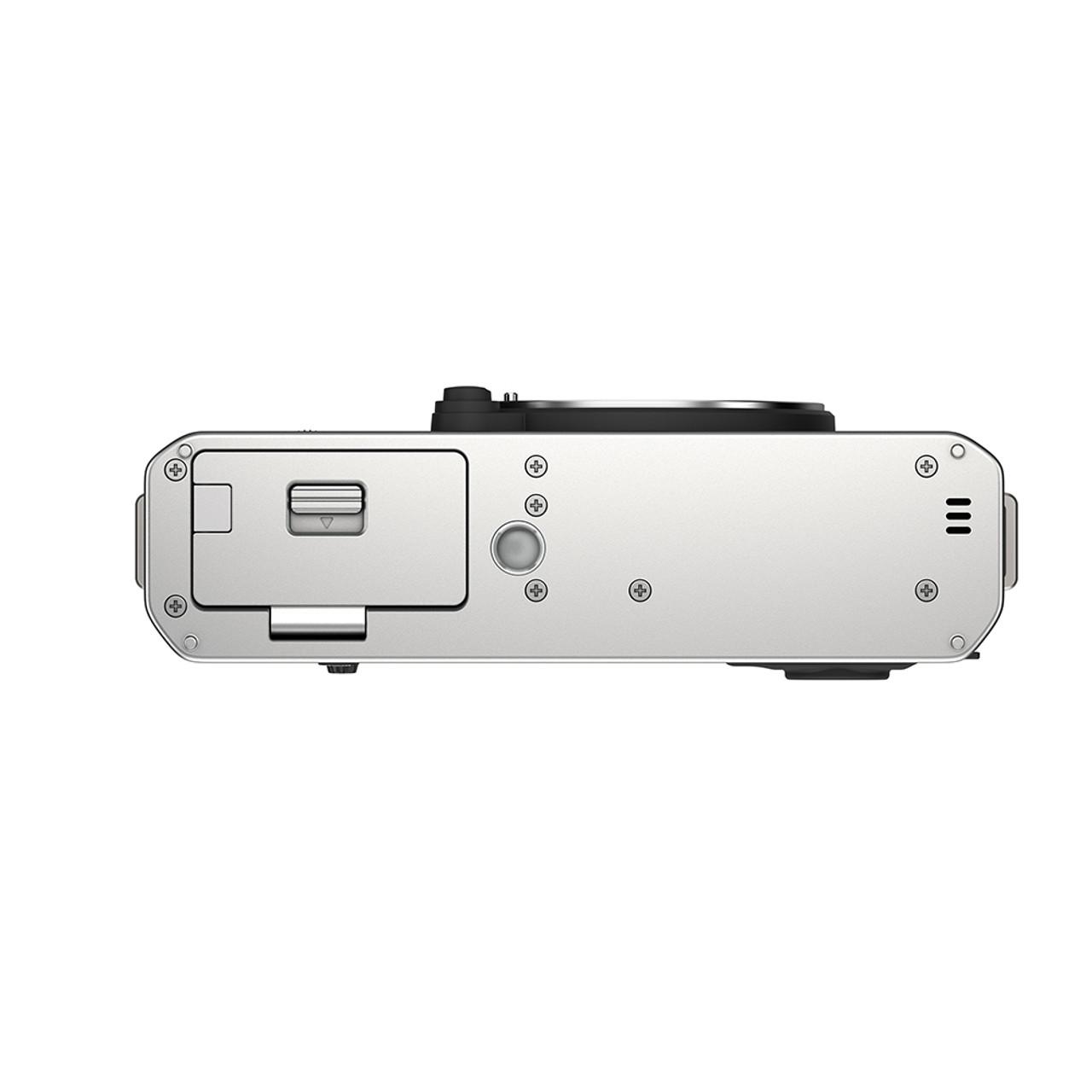FUJIFILM X-E4 BODY (SILVER)