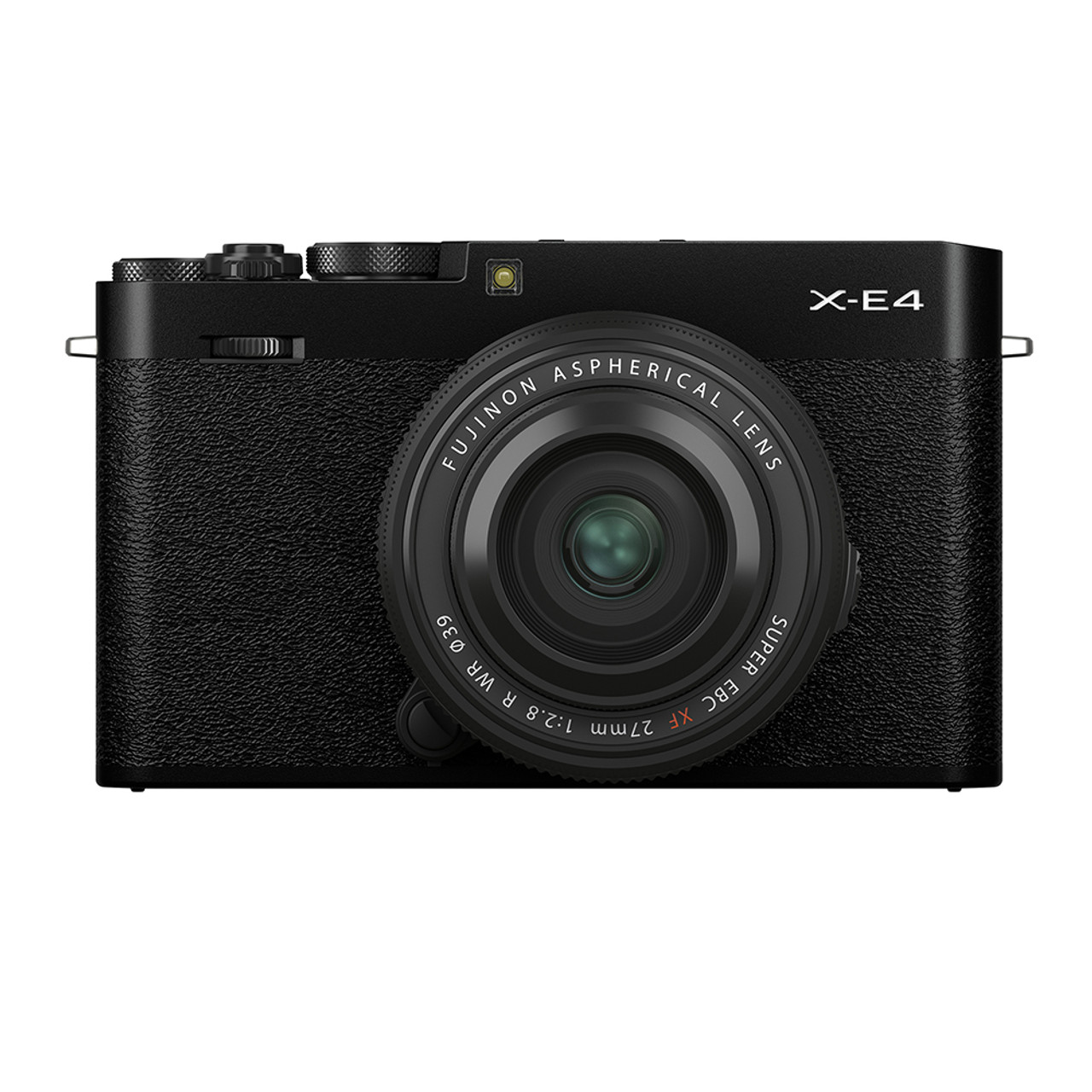 FUJIFILM X-E4 XF 27MM F2.8 R WR KIT (BLACK)