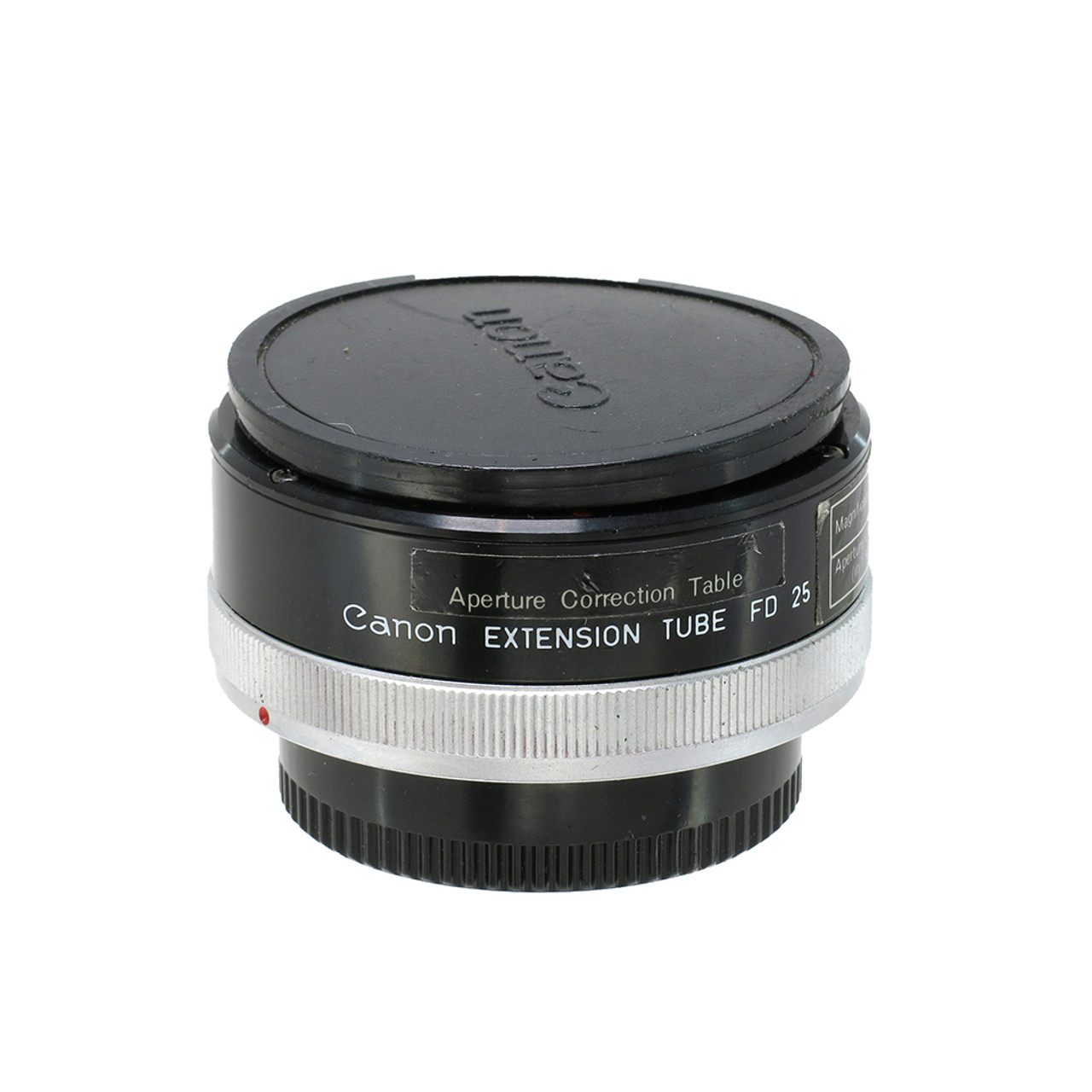 USED CANON FD25 EXTENSION TUBE