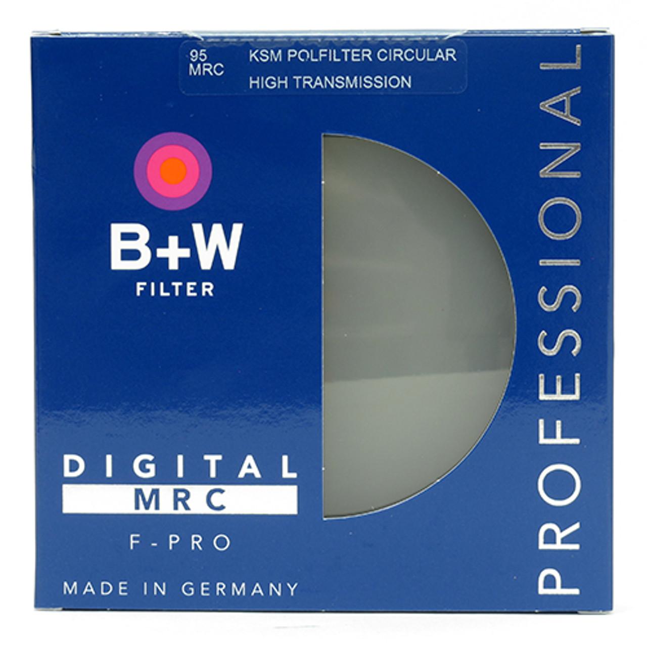 B+W KAESEMANN CIRCULAR POLARIZER HTC (95MM)