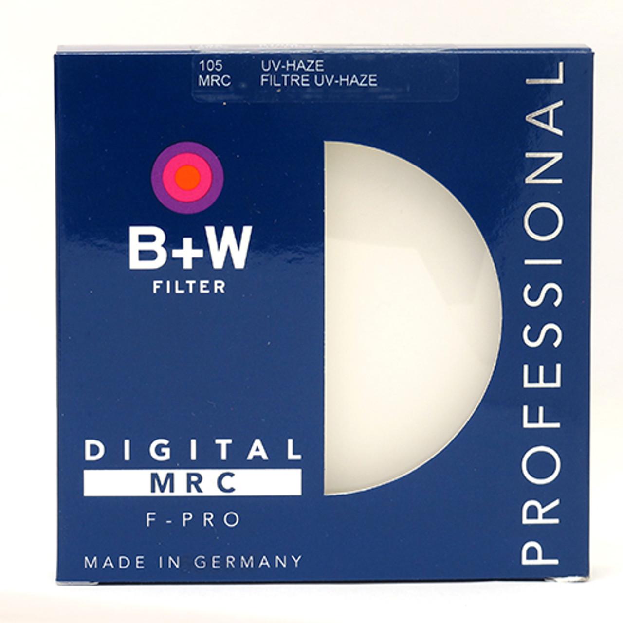 B+W UV HAZE MRC (010)(105MM)
