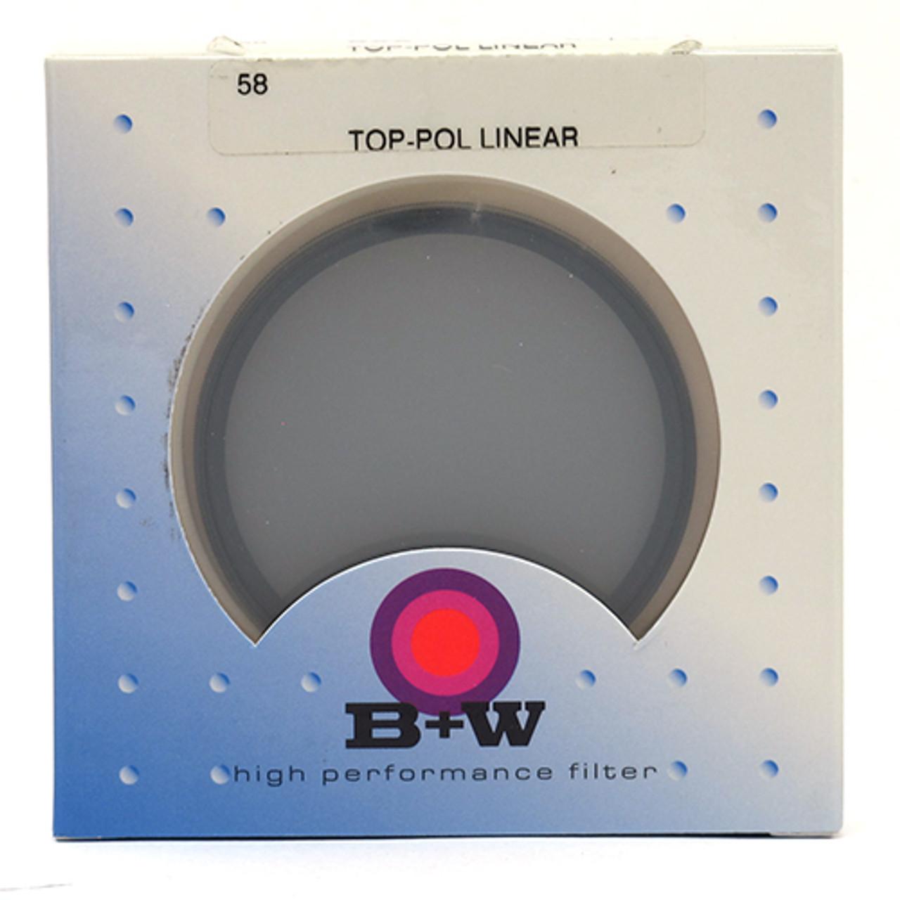 B+W UV HAZE SC (010) ( 58MM)