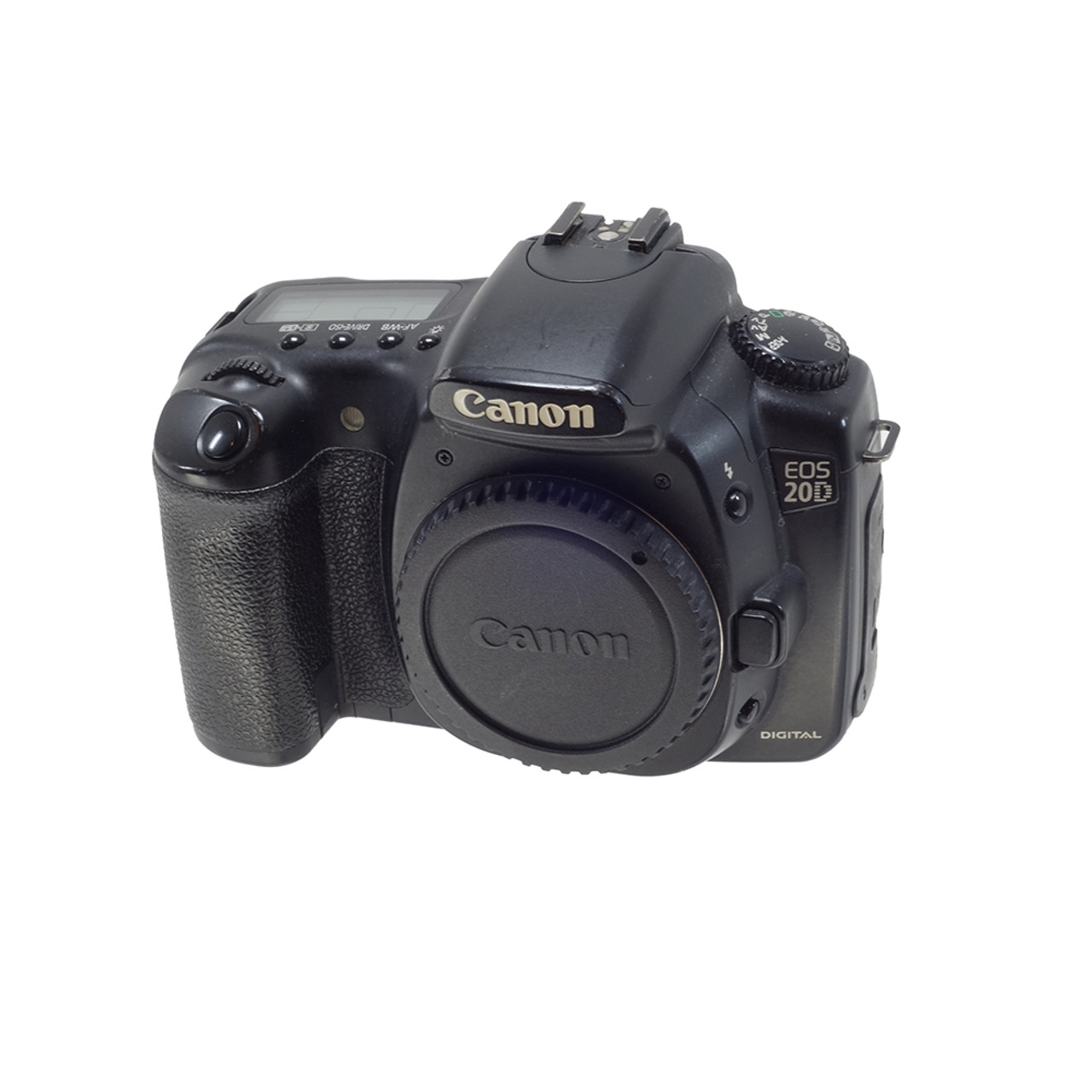 USED CANON EOS 20D