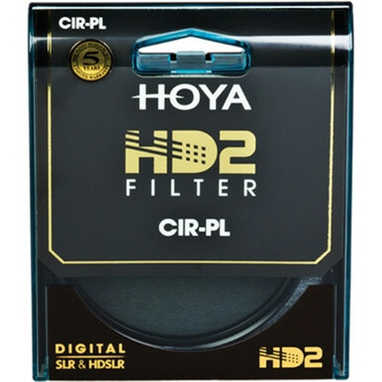 HOYA HD2 CIRCULAR POLARIZER FILTER (40.5MM)