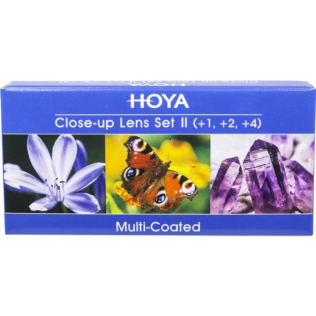 HOYA HMC CLOSE-UP SET II (55MM)