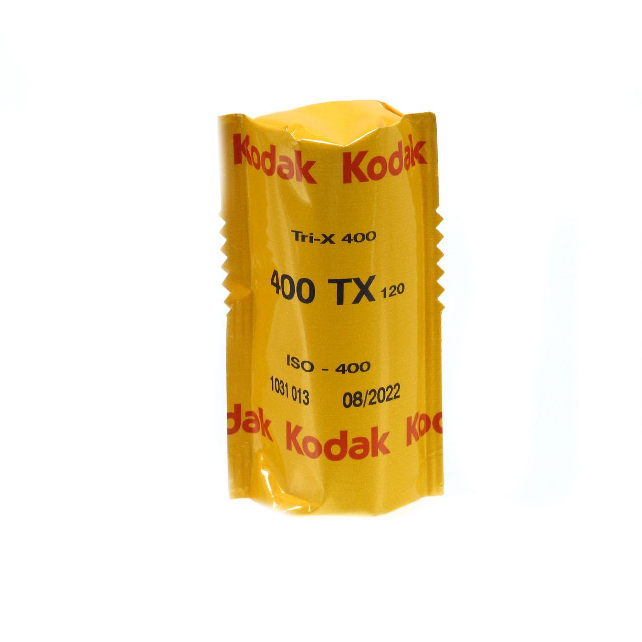 KODAK TRI-X 400 (120 ROLL)
