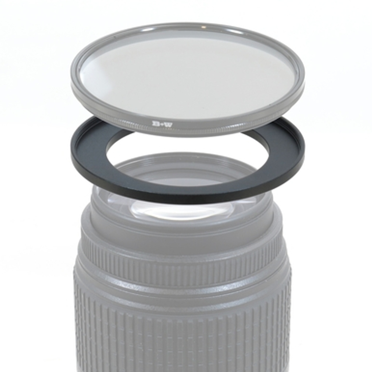 FILTER STEP-UP ADAPTER RING (37-49)