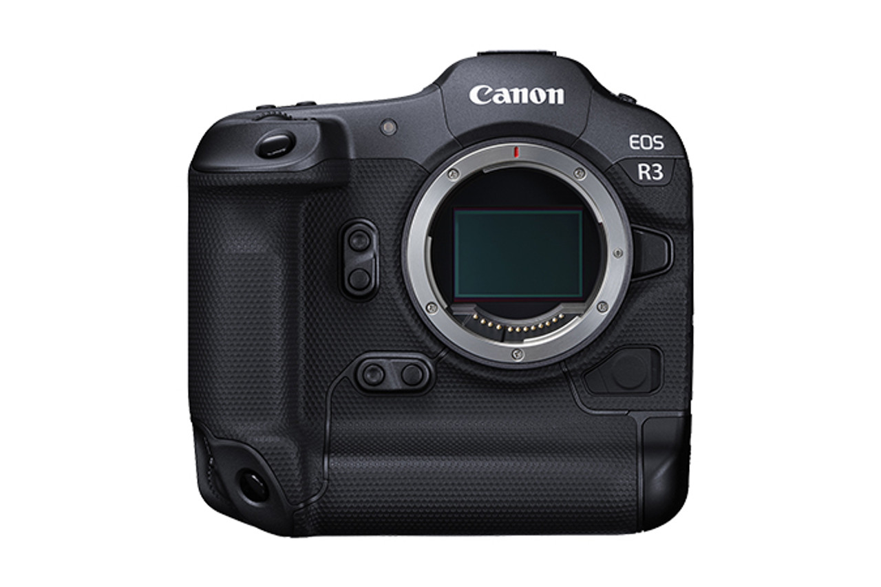 CANON EOS  R3 BODY (PRE-ORDER DEPOSIT ONLY)