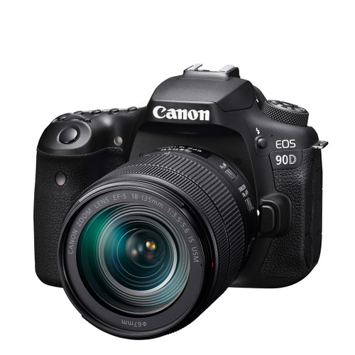 CANON EOS 90D 18-135MM IS USM KIT