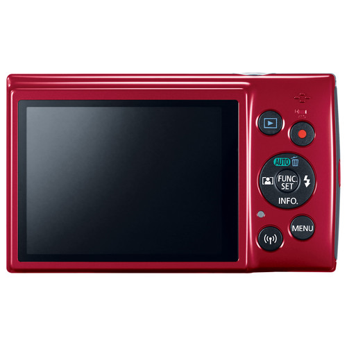 CANON POWERSHOT ELPH 190IS (RED)