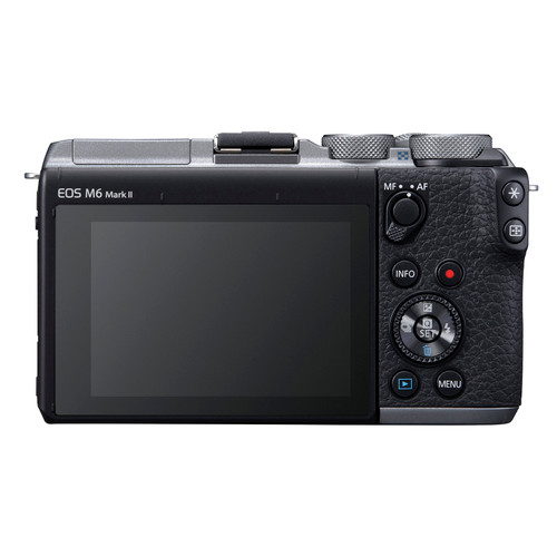 CANON EOS M6 MARK II 18-150MM 3.5-6.3 IS STM EVF KIT (SILVER)