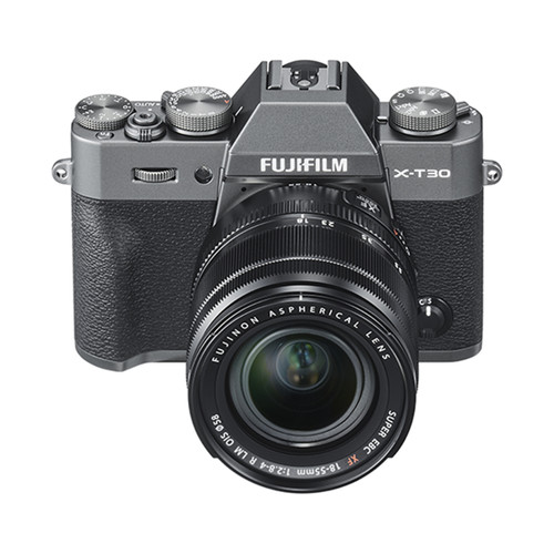FUJIFILM X-T30 XF 18-55MM F/2.8-4 R  KIT (CHARCOAL SILVER)