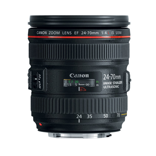 CANON EF  24-70MM F/4 L IS