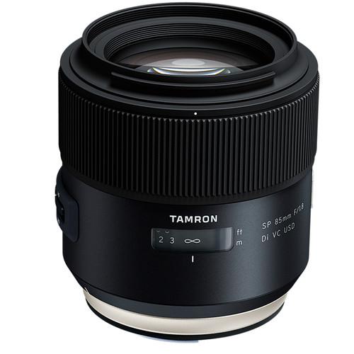 TAMRON SP  85MM F1.8 DI VC USD (CANON)