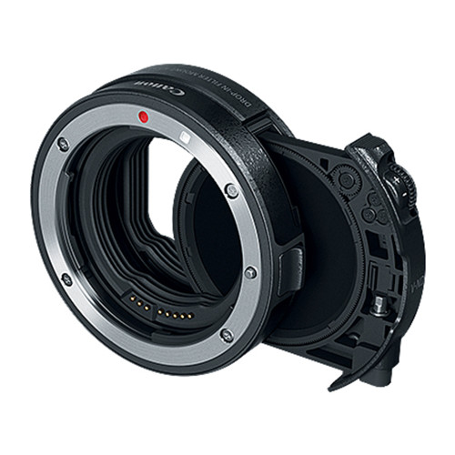 CANON MOUNT ADAPTER EF-EOS R W/ VARIABLE ND FILTER