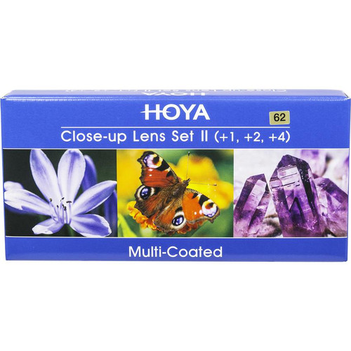 HOYA HMC CLOSE-UP SET II