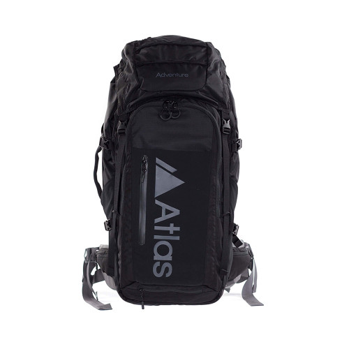 ATLAS ADVENTURE - TALL FRAME (BLACK)