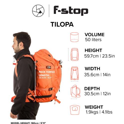 F-STOP TILOPA - 50L