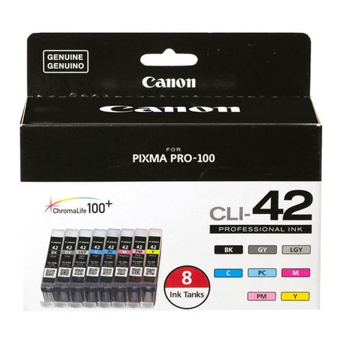 CANON CLI-42 8-COLOR PACK