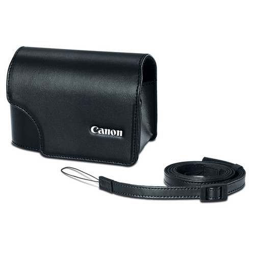 CANON PSC-5500 DELUXE LEATHER CASE (G7X MARK II)