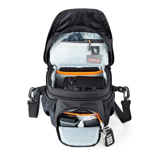 LOWEPRO NOVA 140 AW II (BLACK)