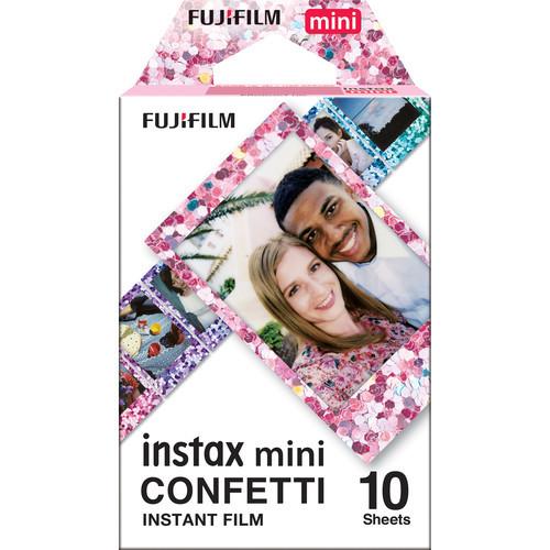 FUJIFILM INSTAX MINI CONFETTI INSTANT FILM