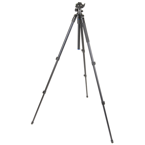 SLIK PRO AL-323BH4 TRIPOD KIT W/BALL HEAD (ALUMINUM)