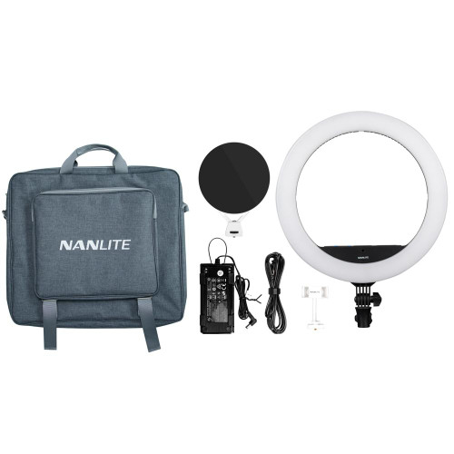 NANLITE HALO 16C LED RGB RINGLIGHT