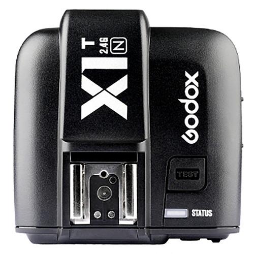 GODOX X1T-N WIRELESS FLASH TRIGGER NIKON
