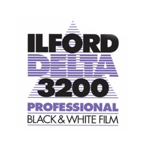 ILFORD DELTA 3200 BLACK & WHITE 120 FILM