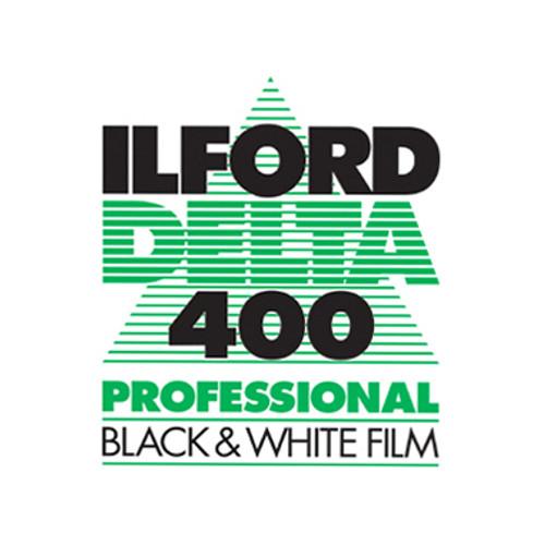ILFORD DELTA  400 BLACK & WHITE FILM (135/24)